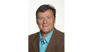 Vorsitzender Robert Eberherr