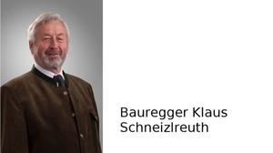 Bauregger Klaus