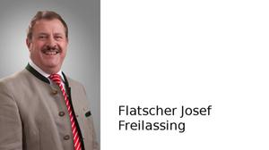 Flatscher Josef