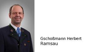 Gschoßmann Herbert