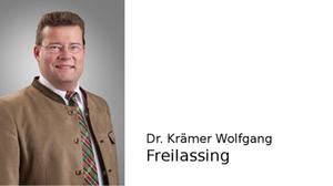 Dr. Krämer Wolfgang